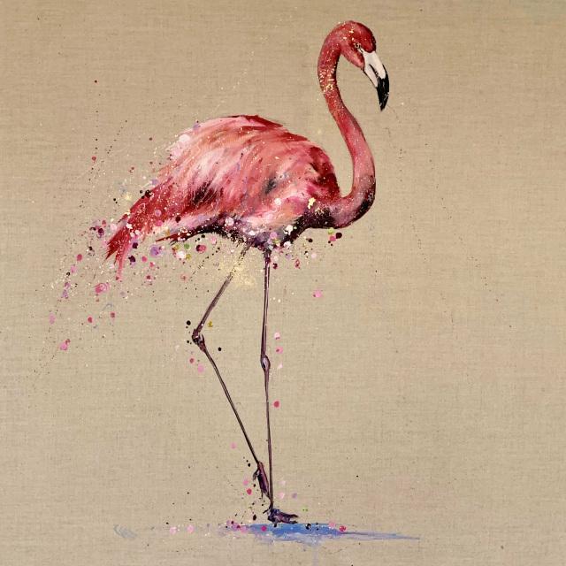 Louise Luton - Fabulous Flamingo.jpg
