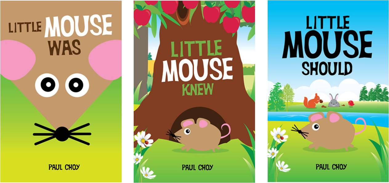 'The Adventures of Little Mouse' Series