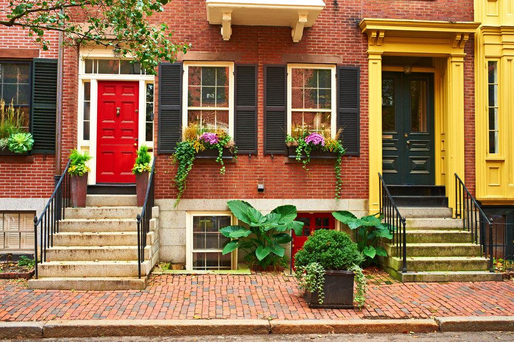 Neighborhoods in Virginia