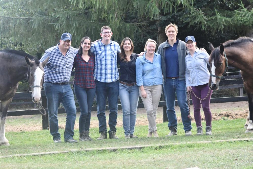 Open course - Horse-assisted leadership 2018, Country Cottage Stables