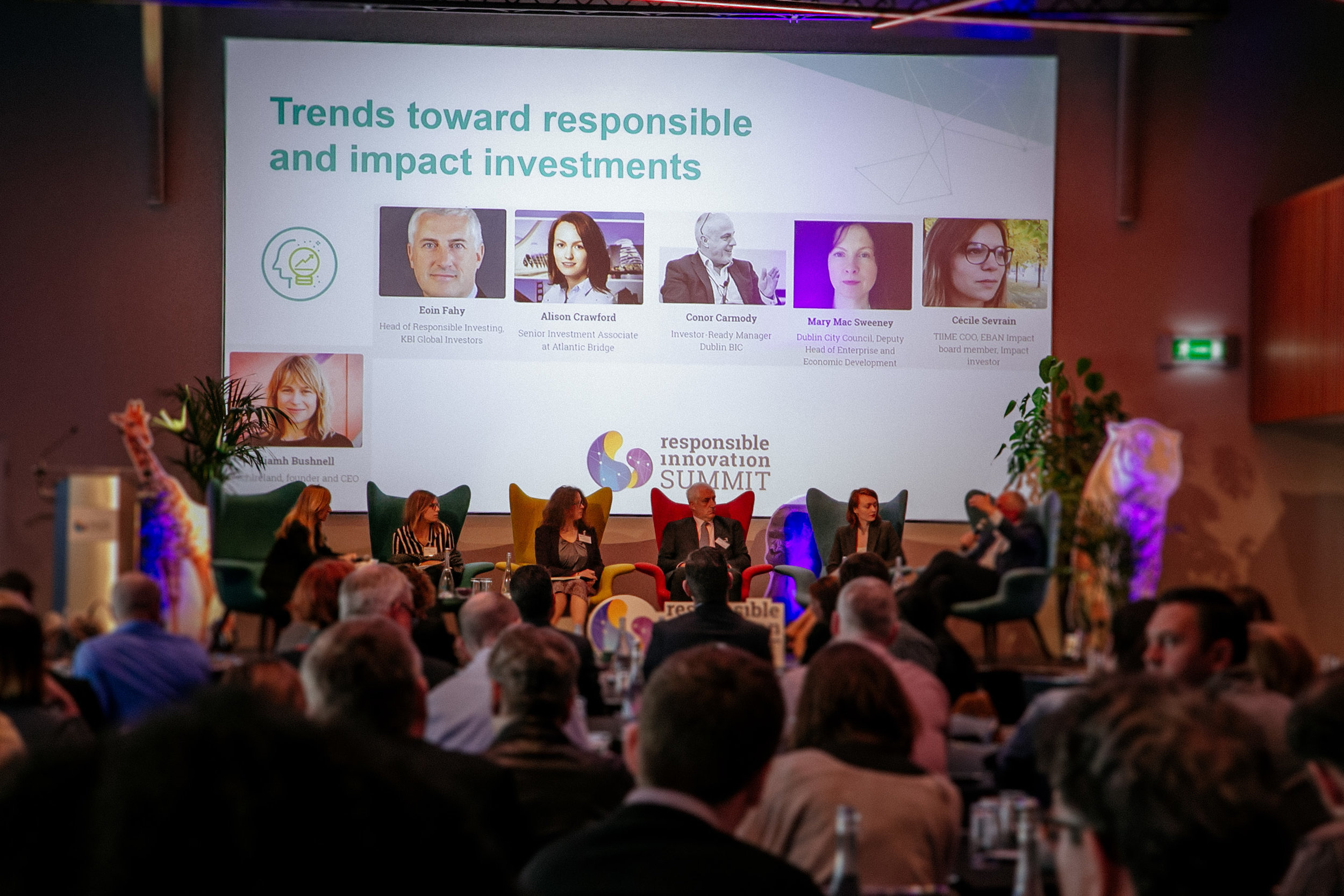 Responsible Innovation Summit 2018 - Dublin, Croke Park