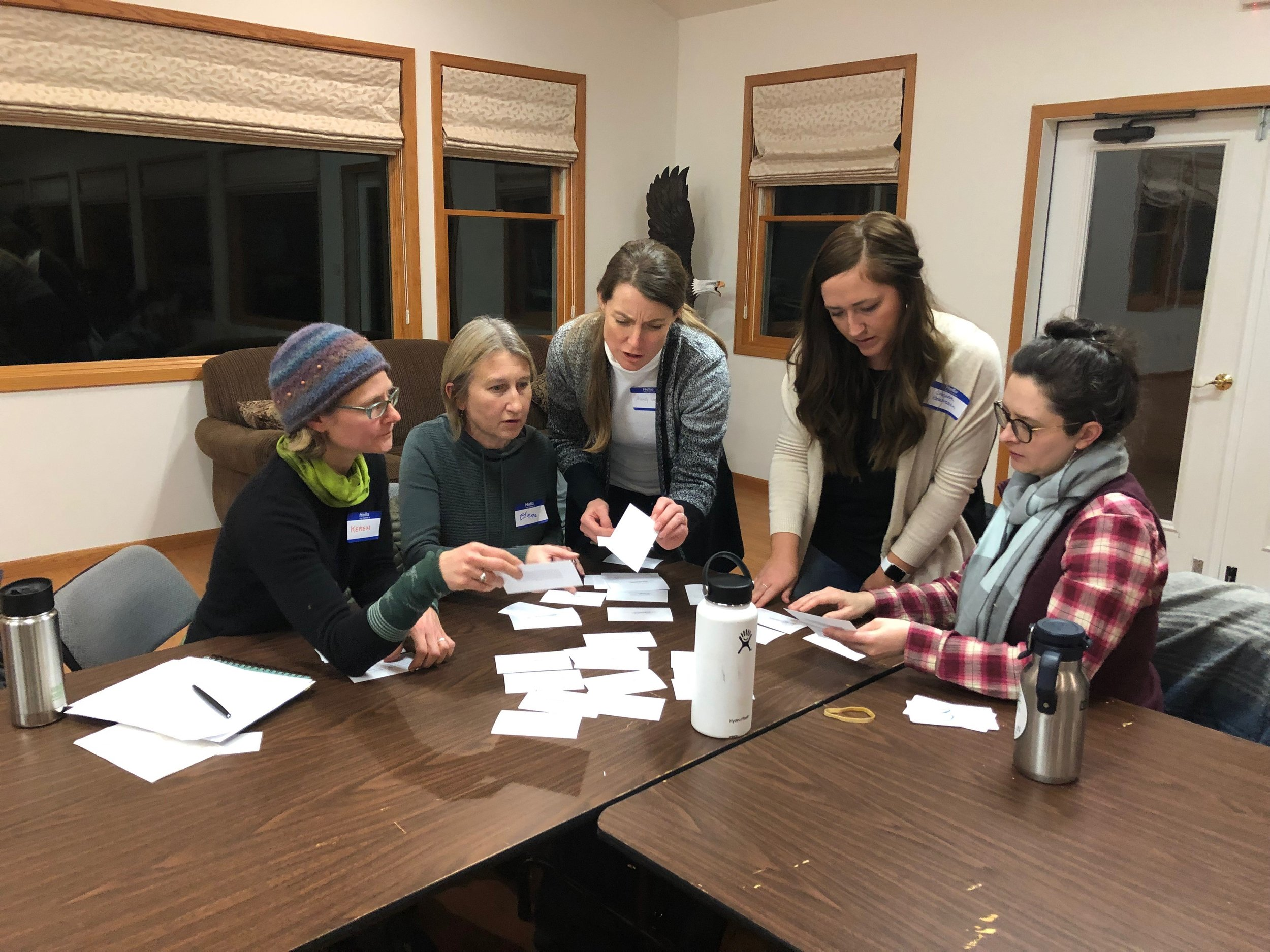 Take Action - Ready to engage in supporting local food systems? You and/or your organization can become active and contribute to food resiliency in the Western U.P.