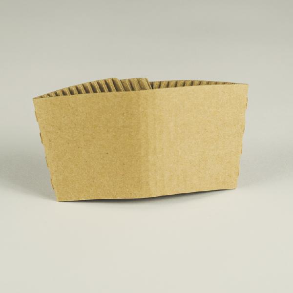 Manga de cartón para vasos 8oz (240ml).