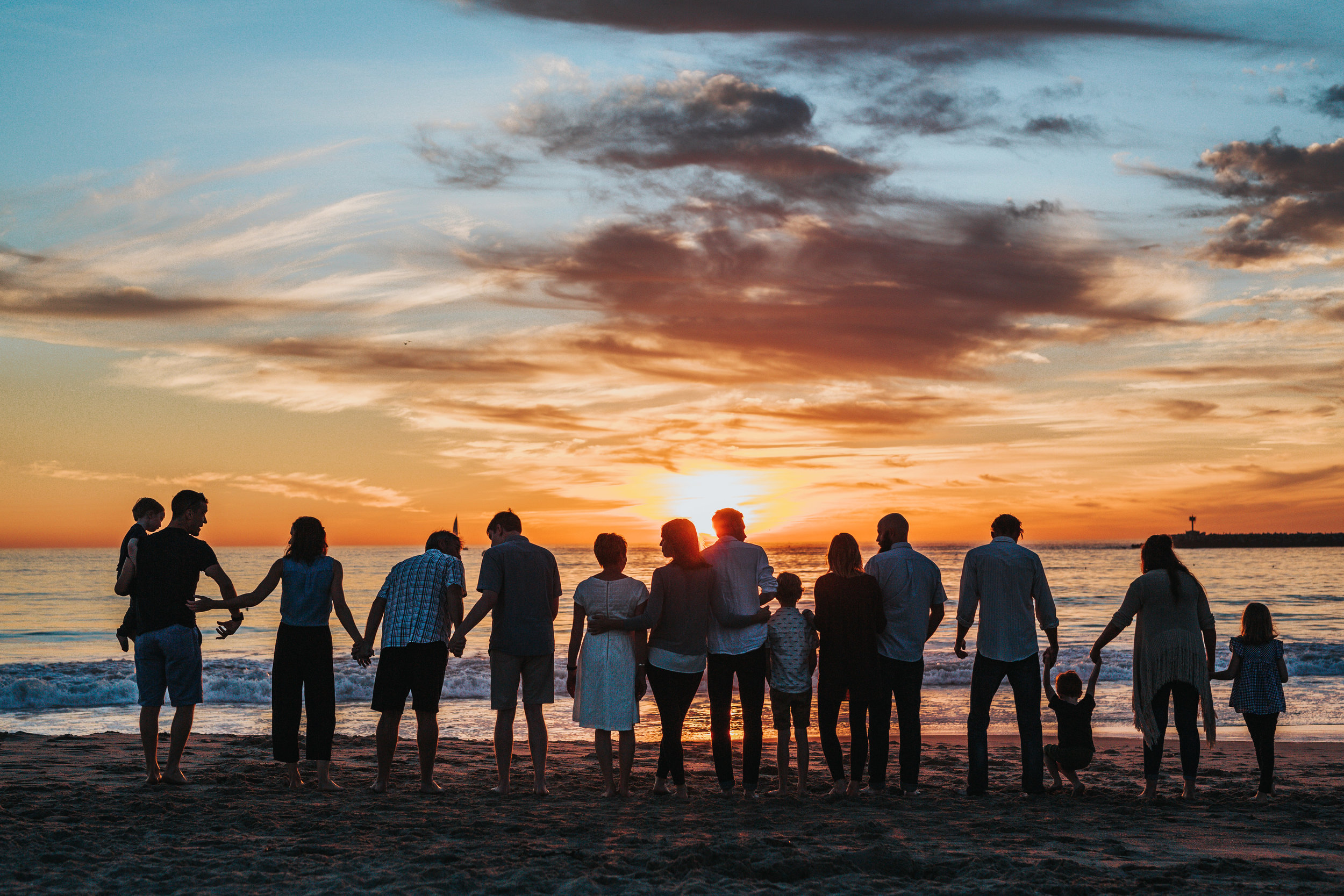 2. monthly meetings or an annual family retreat? - We will explore each member's potential and frustrations based on your common story and the vision of your collective future as a family group.