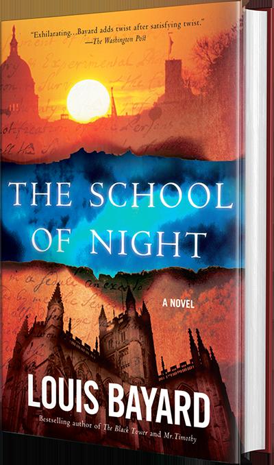 the school of night, louis bayard