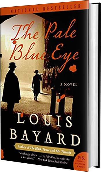 the pale blue, louis bayard