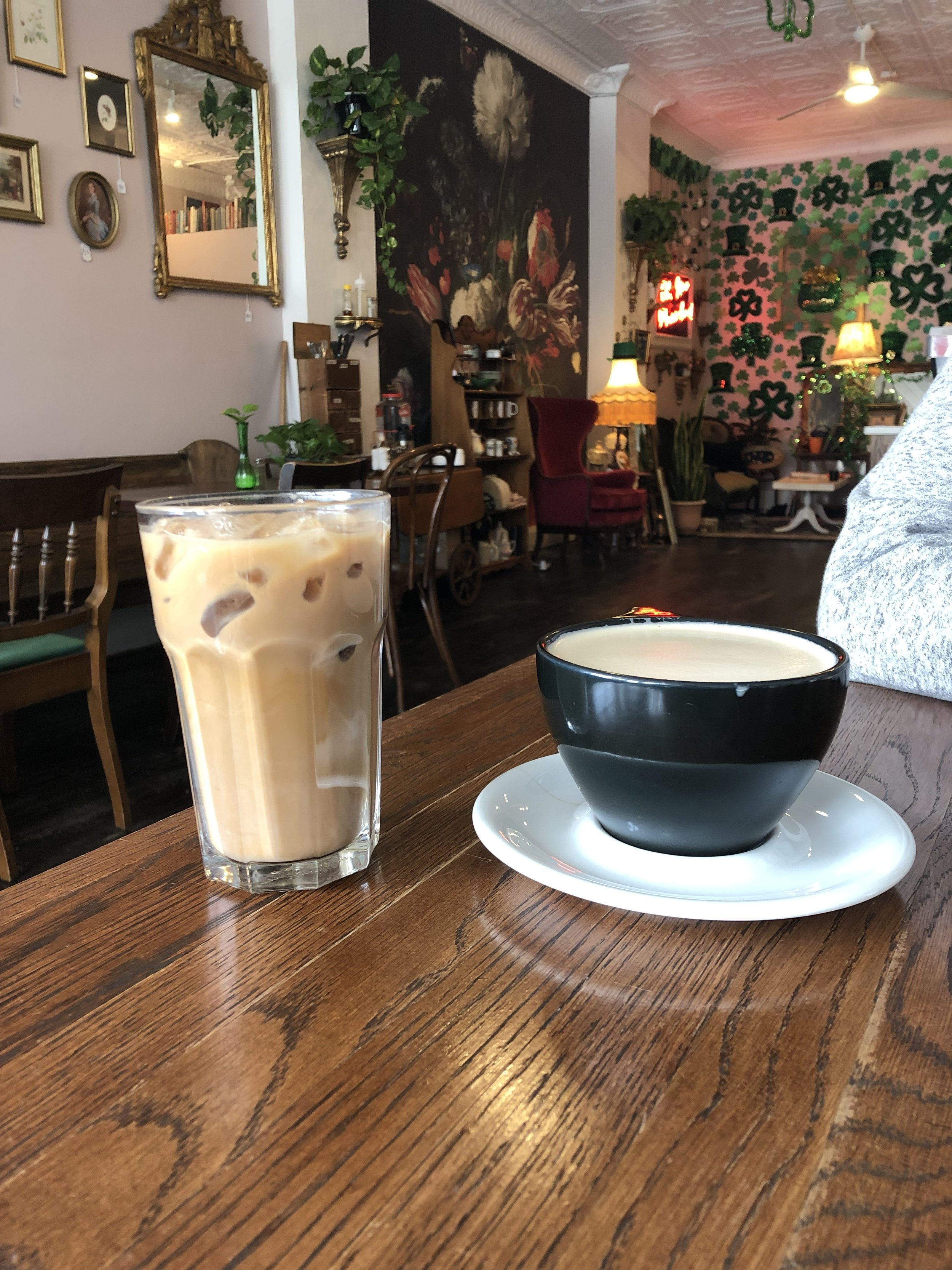 Cleveland Coffee Shop Bucket List