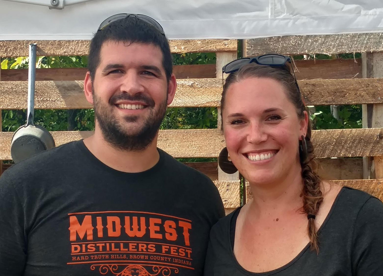 1st Annual Midwest Distillers Fest at Hard Truth Hills.
