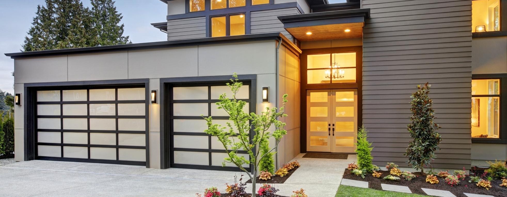 GARAGE DOORS -