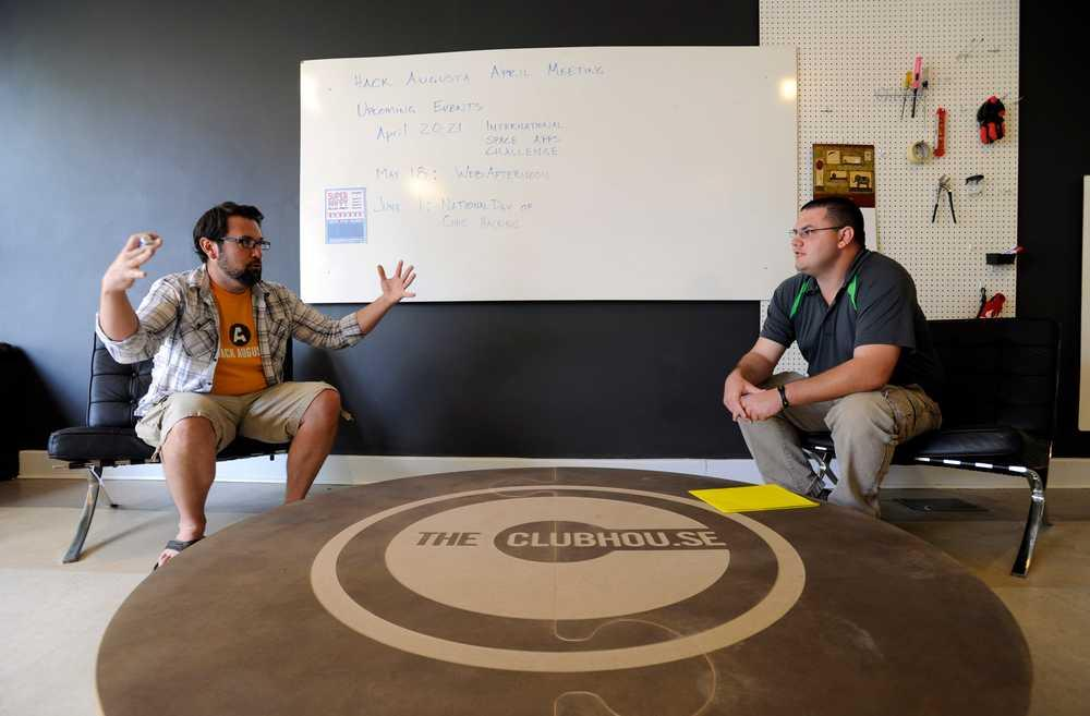 Every community needs a Clubhouse - Augusta Geeks