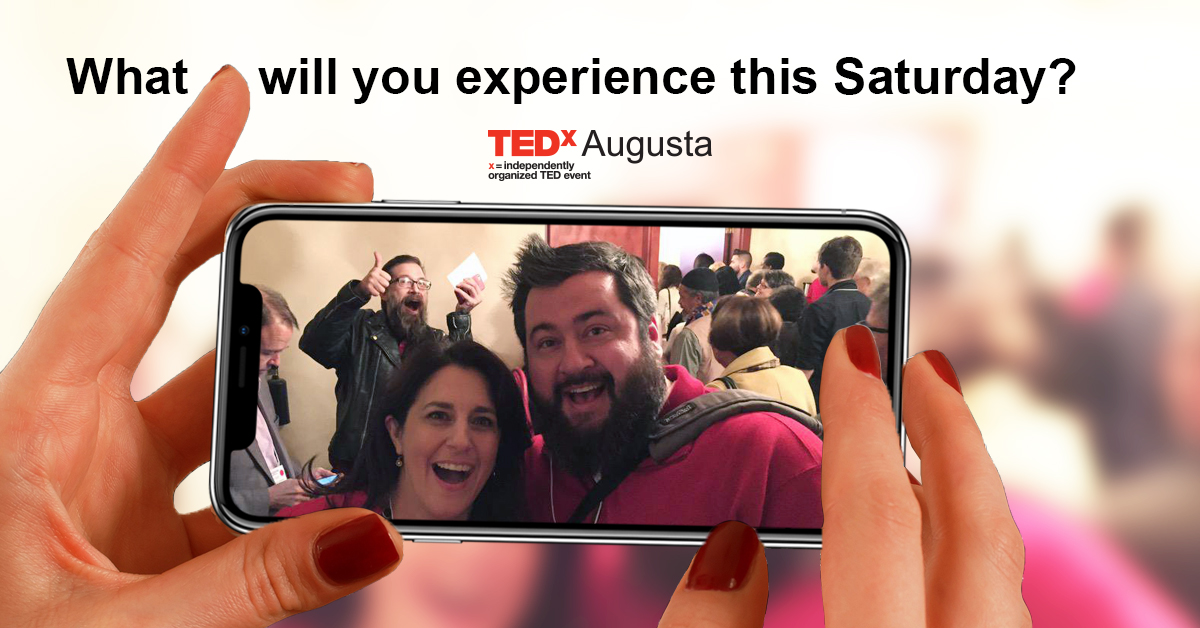 Inspire a community with a platform for ideas - TEDxAugusta