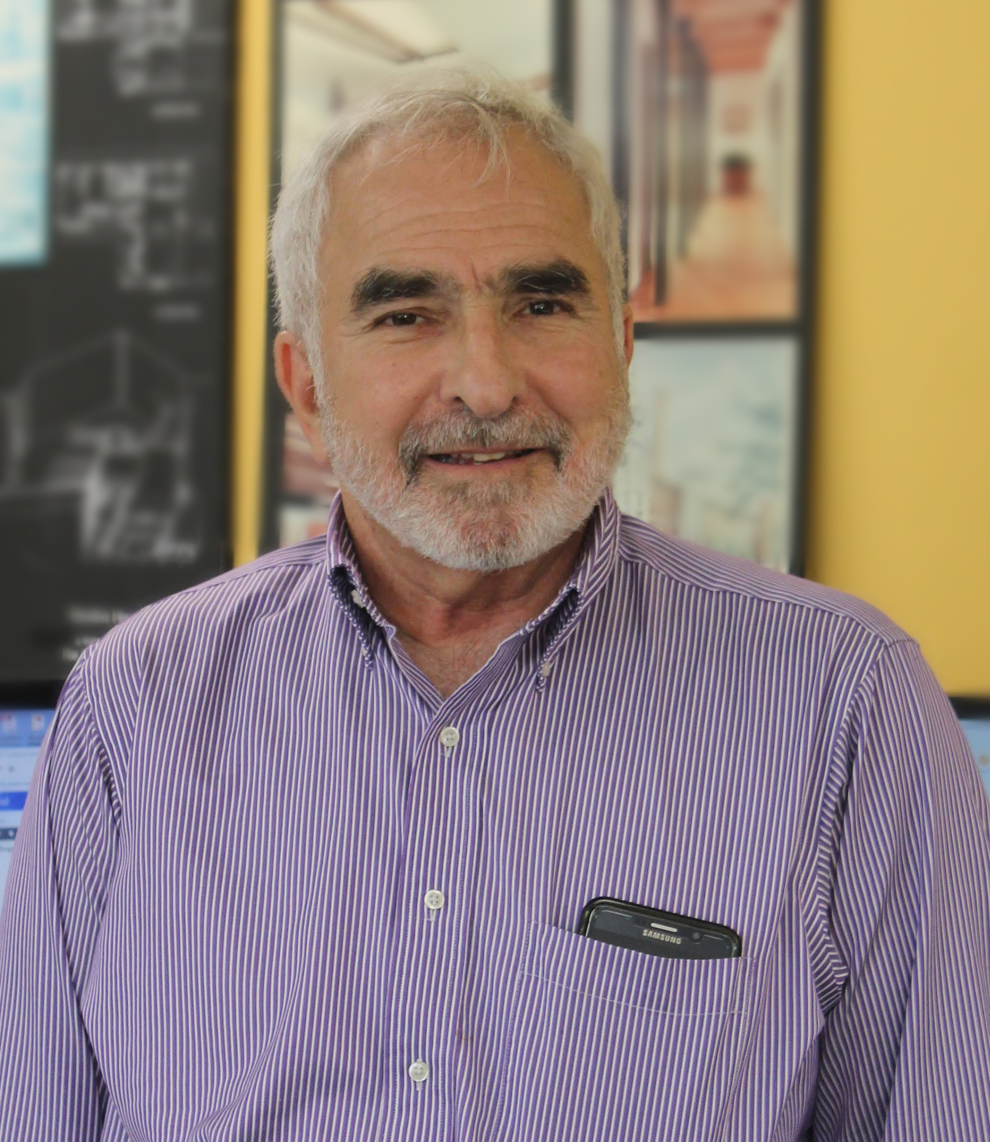 Leon Rosenblum,   Sr. Associate | Laboratory Design