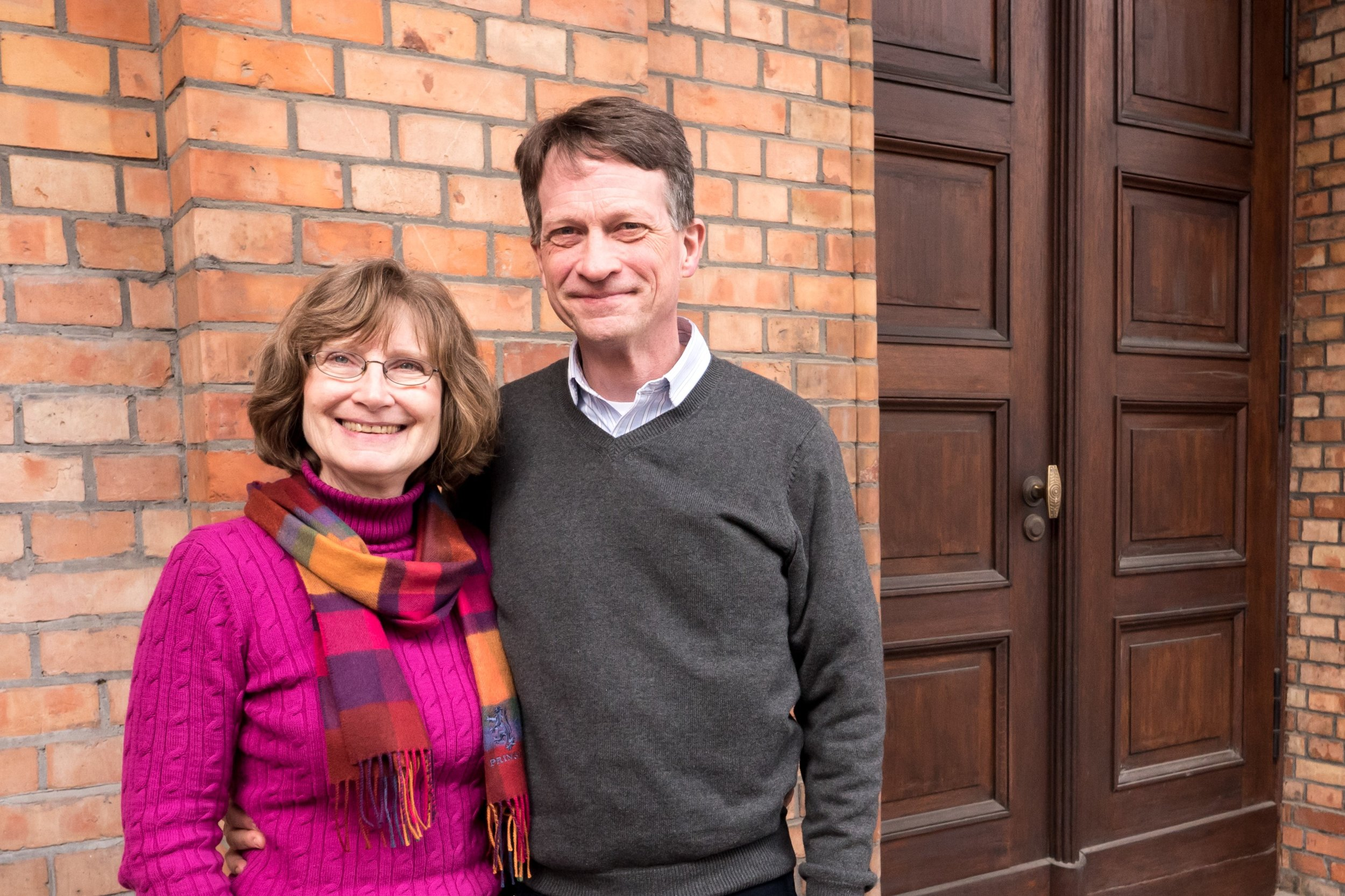 Click here to learn more about David and Mary