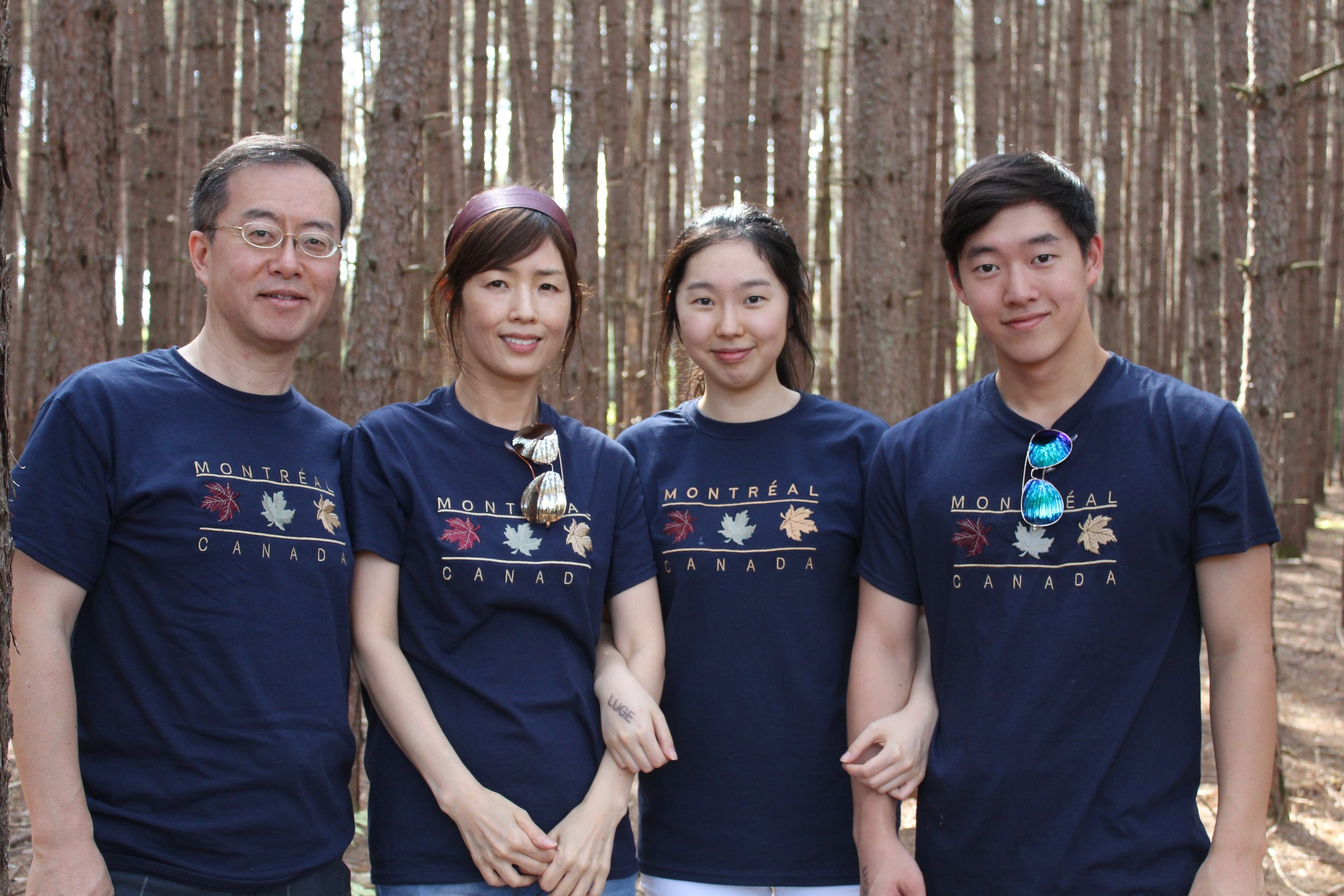 Click to learn more about the Yu family
