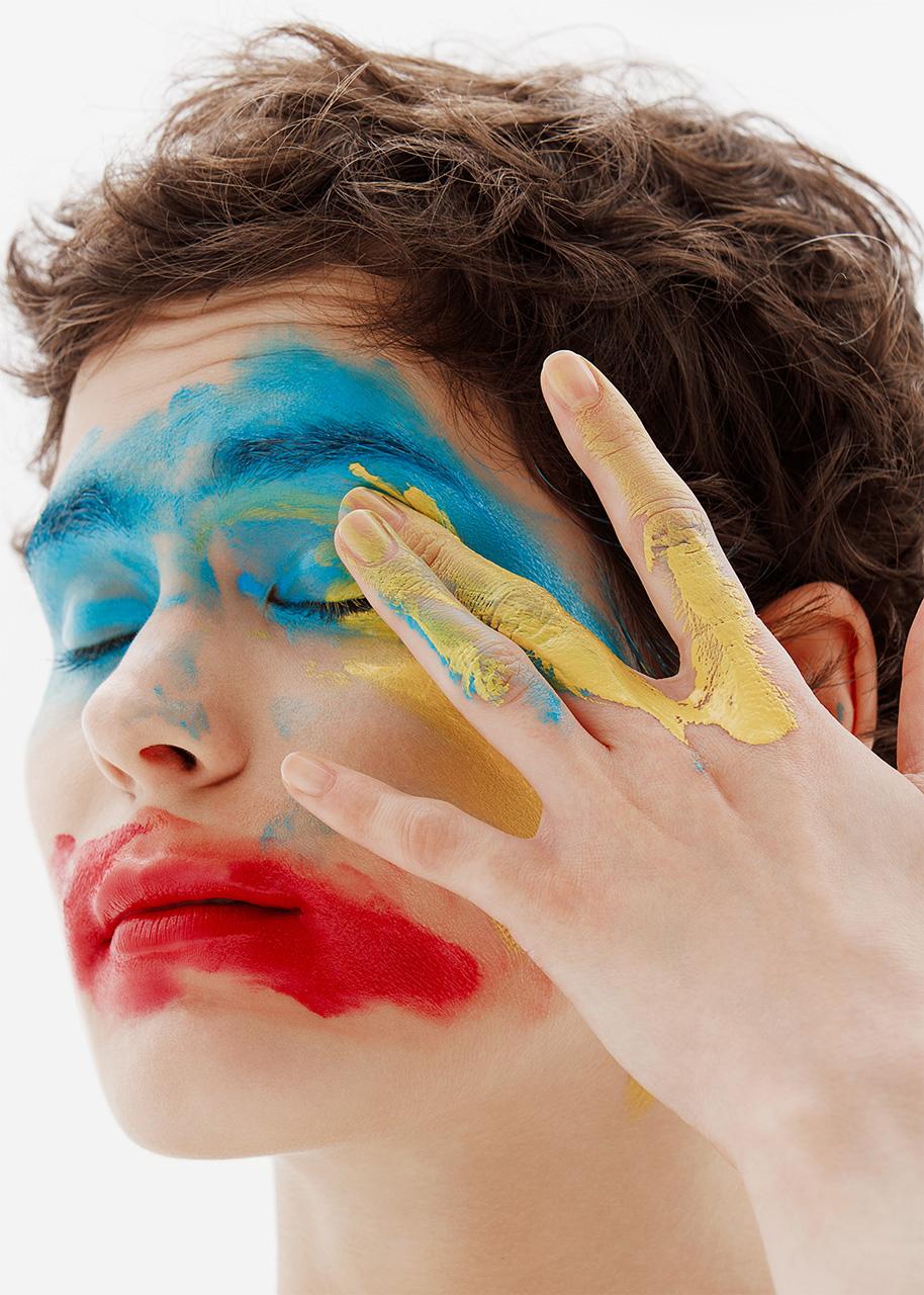 Azulejo Faces