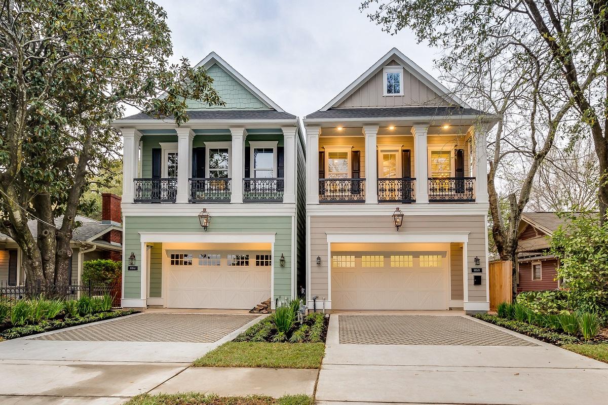 1015B Peden Street   Montrose Houston, TX
