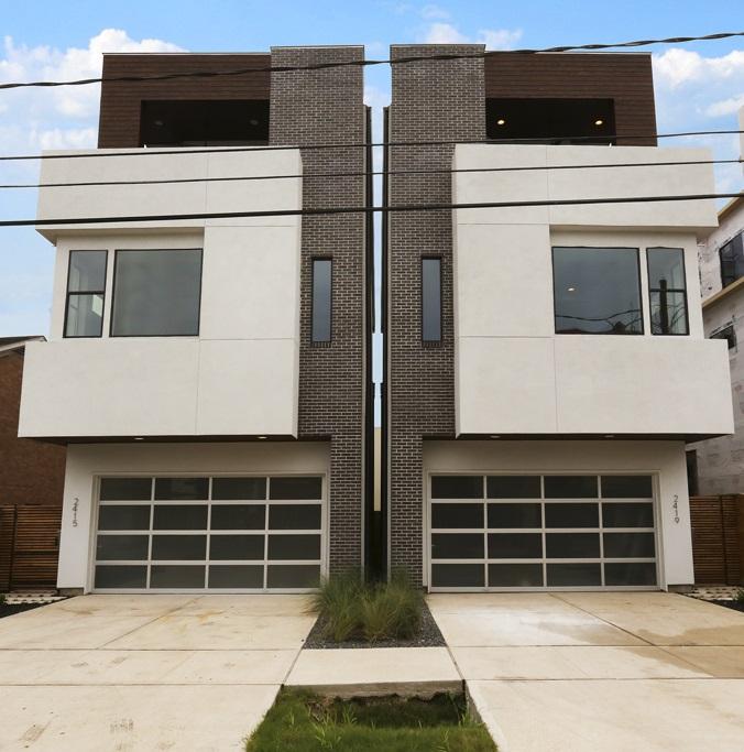 2415 Richton Street   Upper Kirby Houston, TX