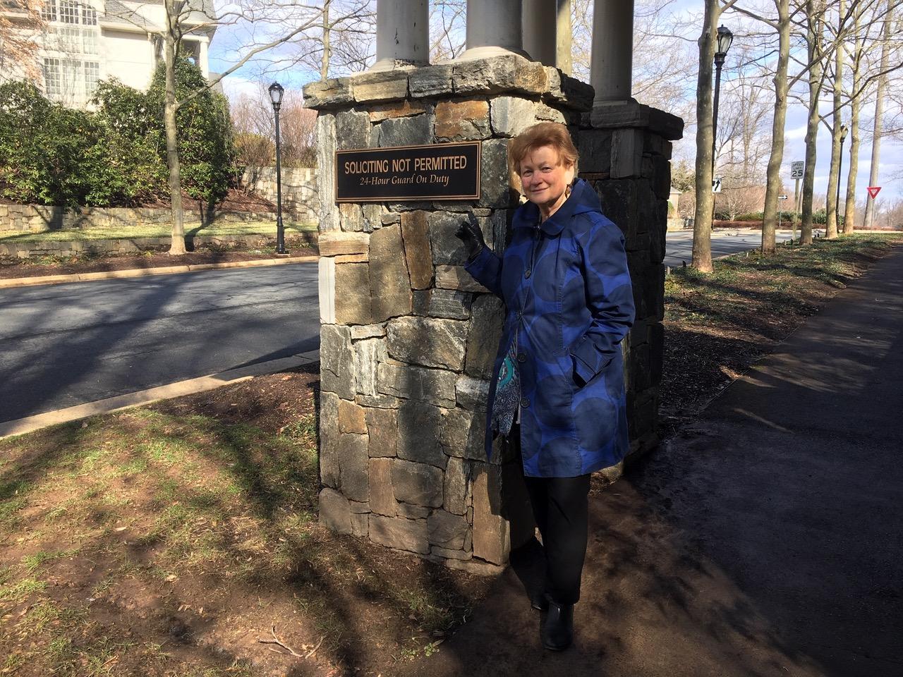 Hannah Moore, McLean, VA, March 2019