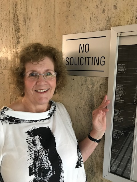 Betsy Steward, Westchester, NY, August 2019