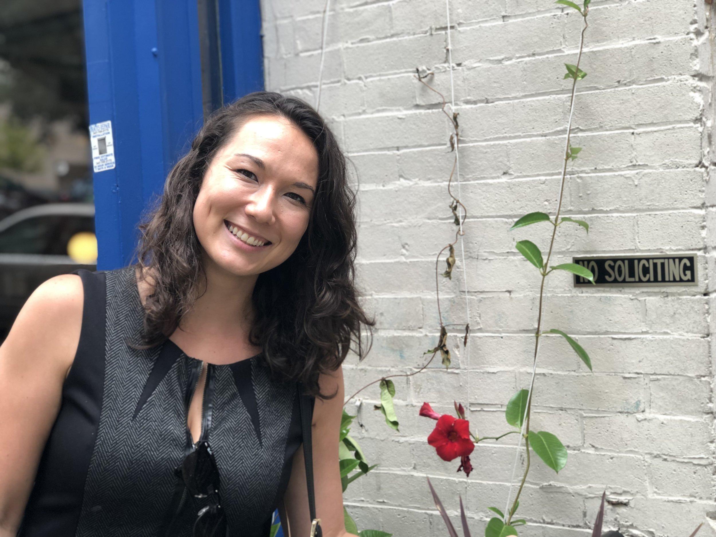 Lisa Keitges, New York, NY, August 2019