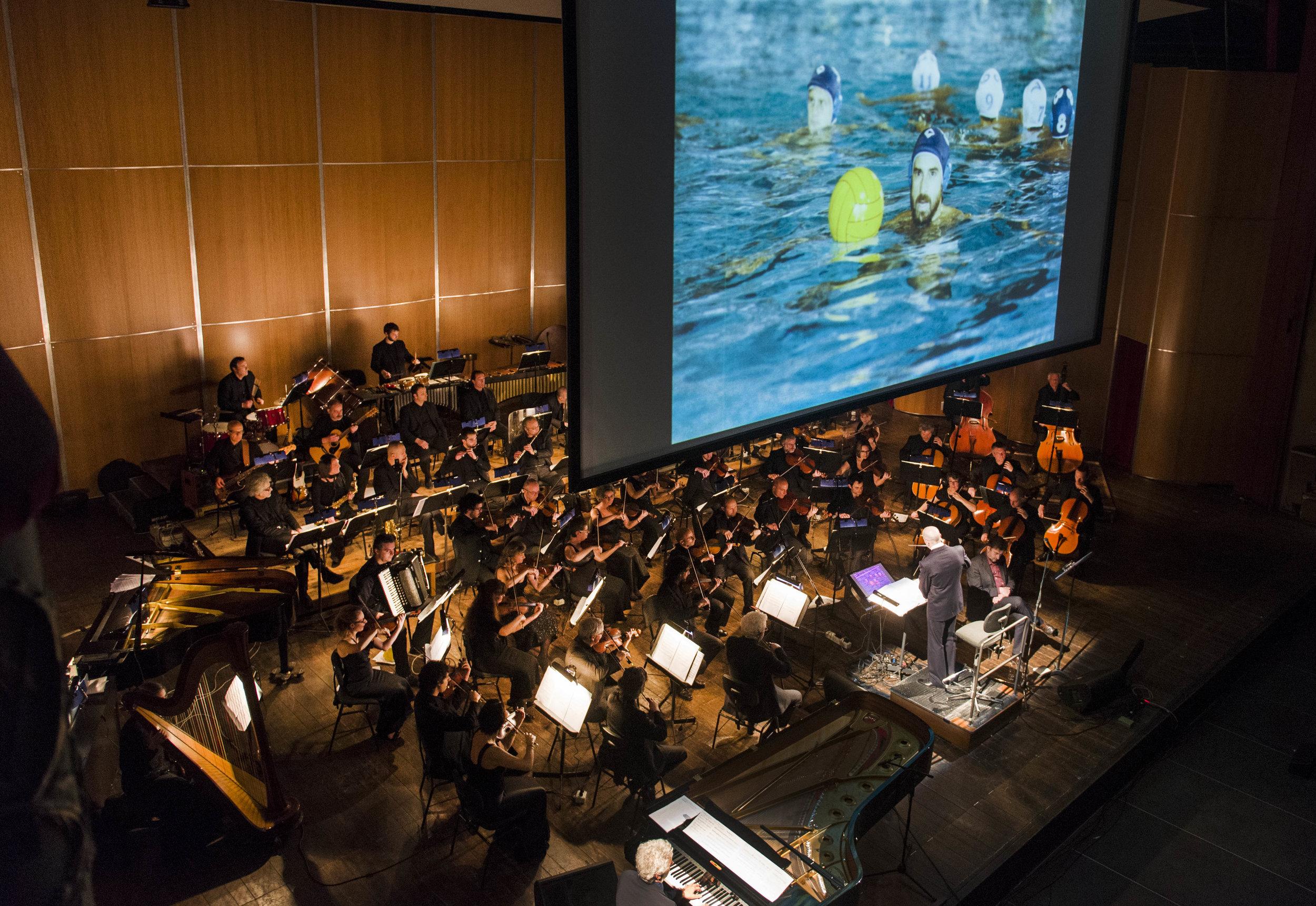 Concerto Moretti with the Orchestra della Toscana and the Oscar Winner Nicola Piovani at the Piano