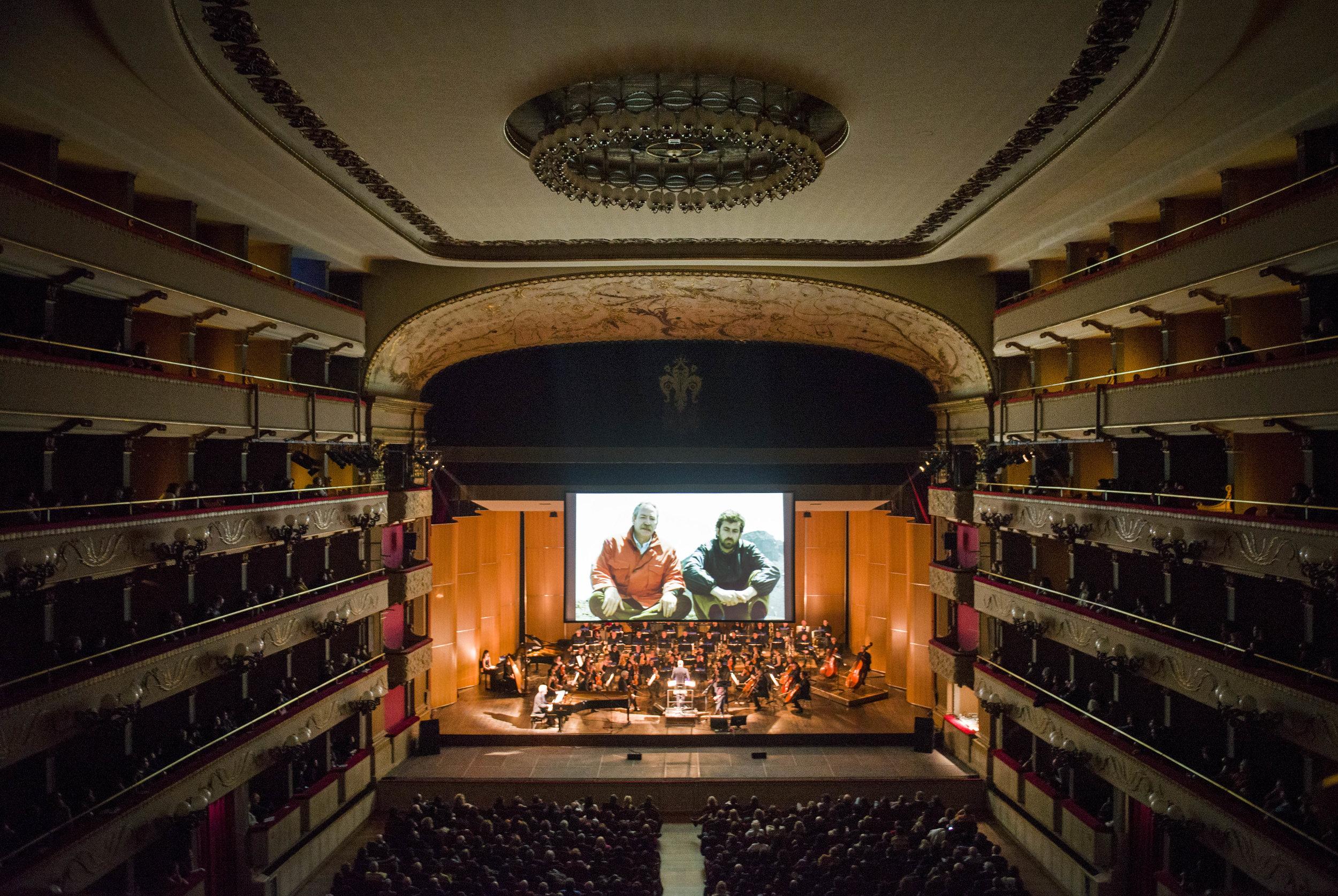 Concerto Moretti - Teatro Verdi in Florence