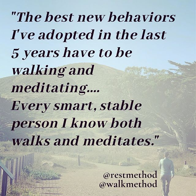 Agree? What's your best new behavior?
