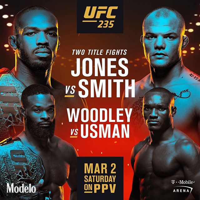 Big Fight This Weekend! Come down to our Hoboken location to catch Jones vs Smith and Woodley vs Usman live! NO COVER 💪 . www.houseofque.com  #UFC #appetizers #HOQ #HouseofQue #Foodie #NJFoodie #Foodstagram #awesomesauce #Hoboken #HobokenNJ #HobokenNoJokin #WeehawkenNJ #WeeHawken #BeerTowers #NJ #NewJersey #HobokenRestaurant #fightnight #jonesvssmith #woodleyvsusman #ufc235