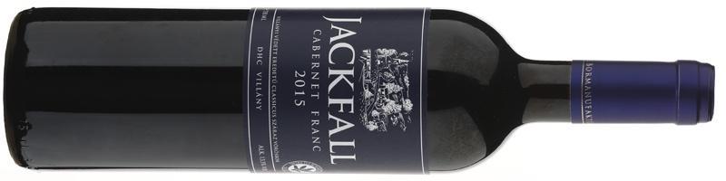 CABERNET FRANC - 2015Jackfall