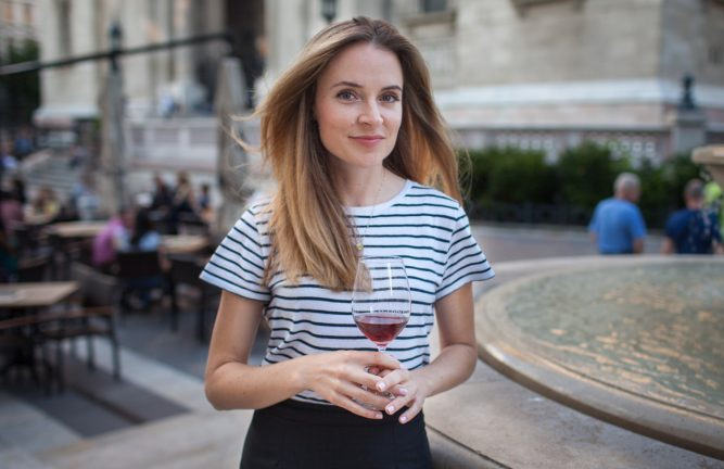 How Athena Bochanis Carved a Niche for Hungarian Wine - SevenFifty Daily