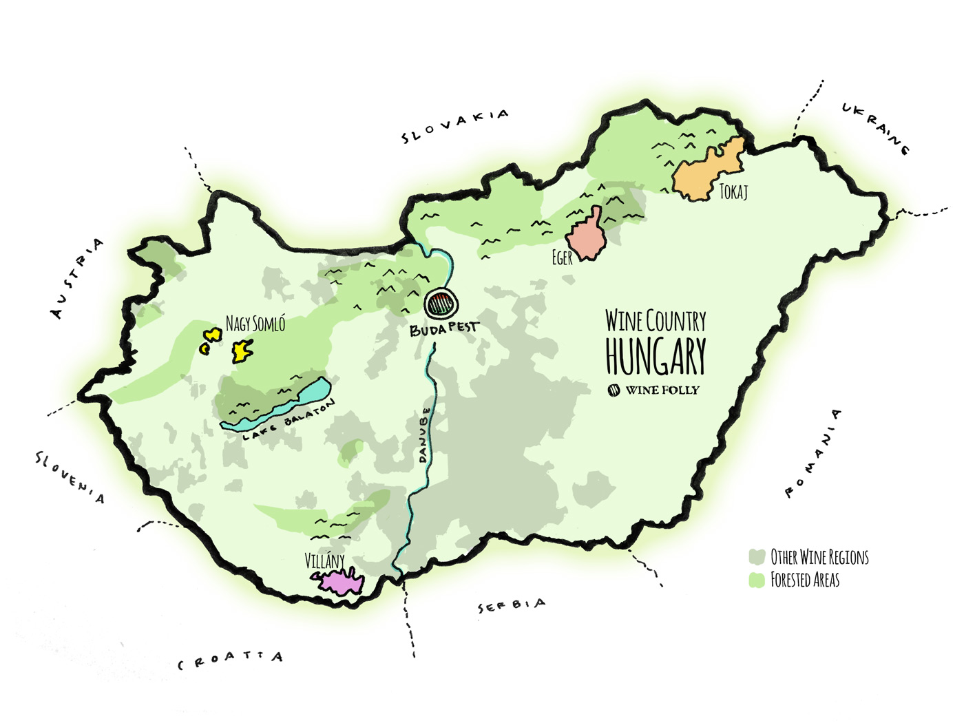 Hungarian Wines for the win - by Athena BochanisWine Folly