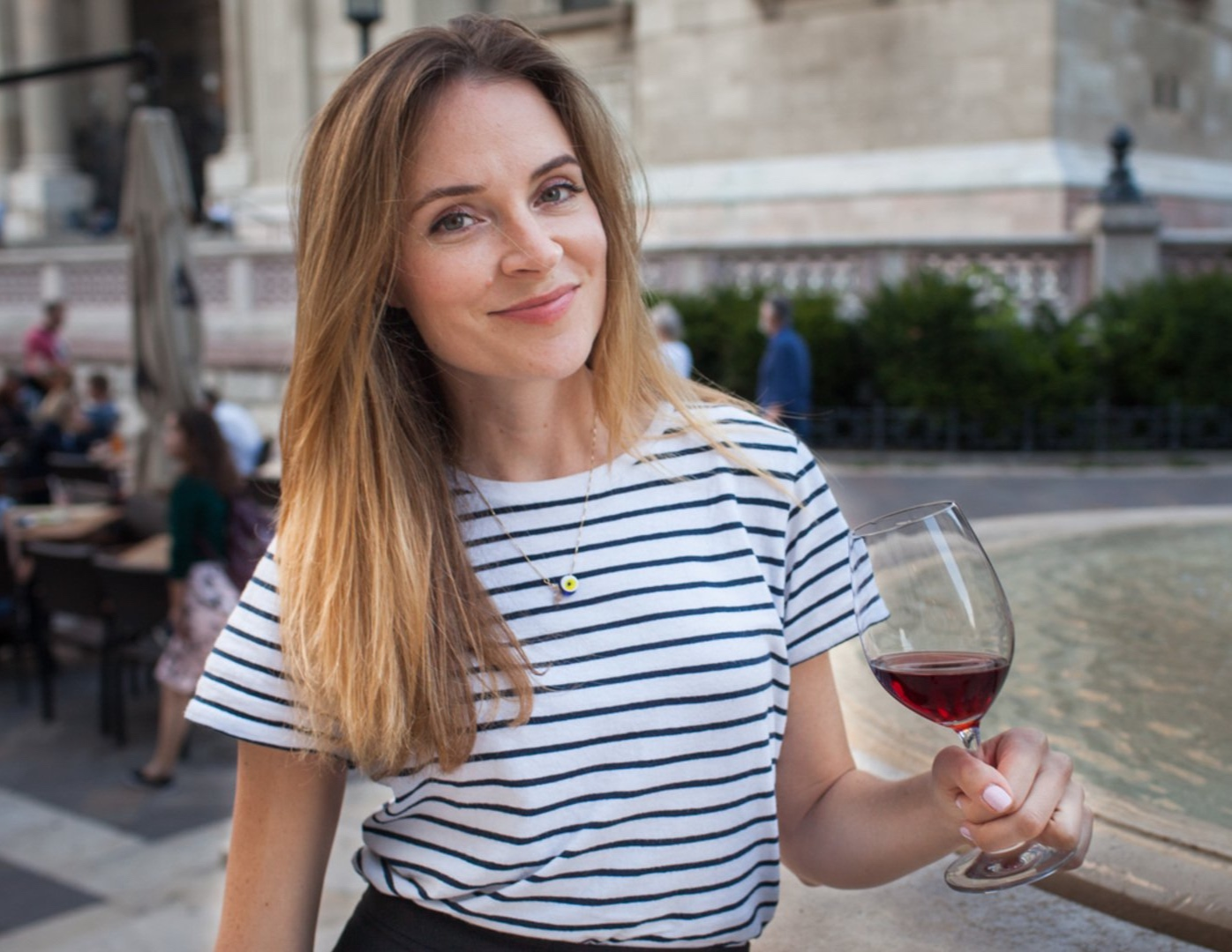 Meet the law school grad who's bringing hungarian wine to america - Journy