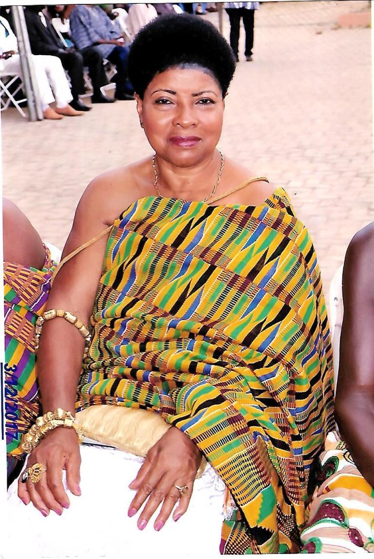 LEMS LEONIE - a.k.a. Nana Adwoa Bamfowaa