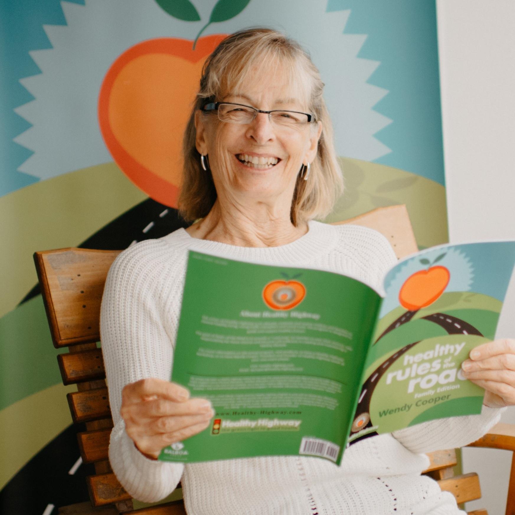 Wendy Cooper  // Founder & President of Healthy Highway
