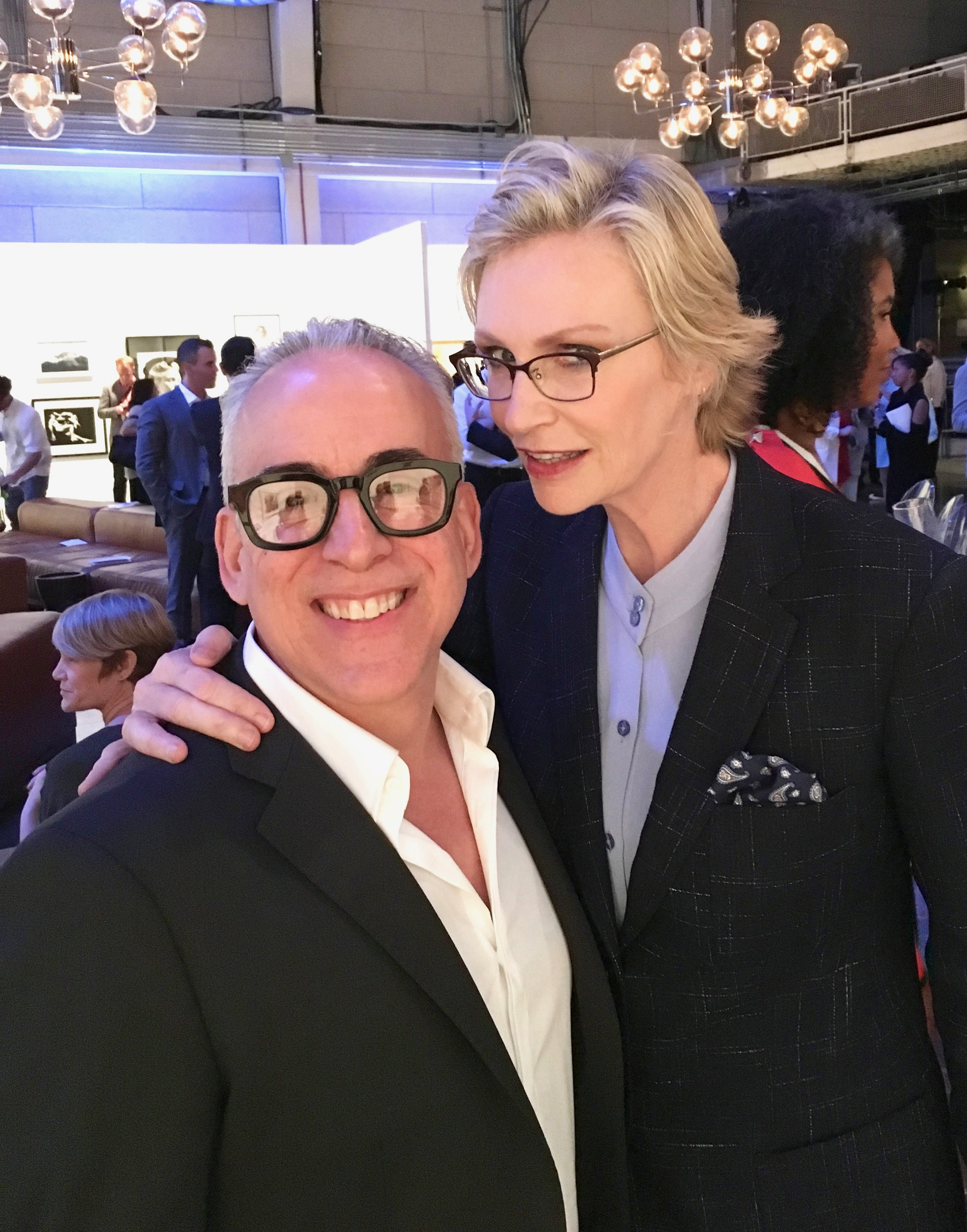 Project angel food benefit w/Jane Lynch