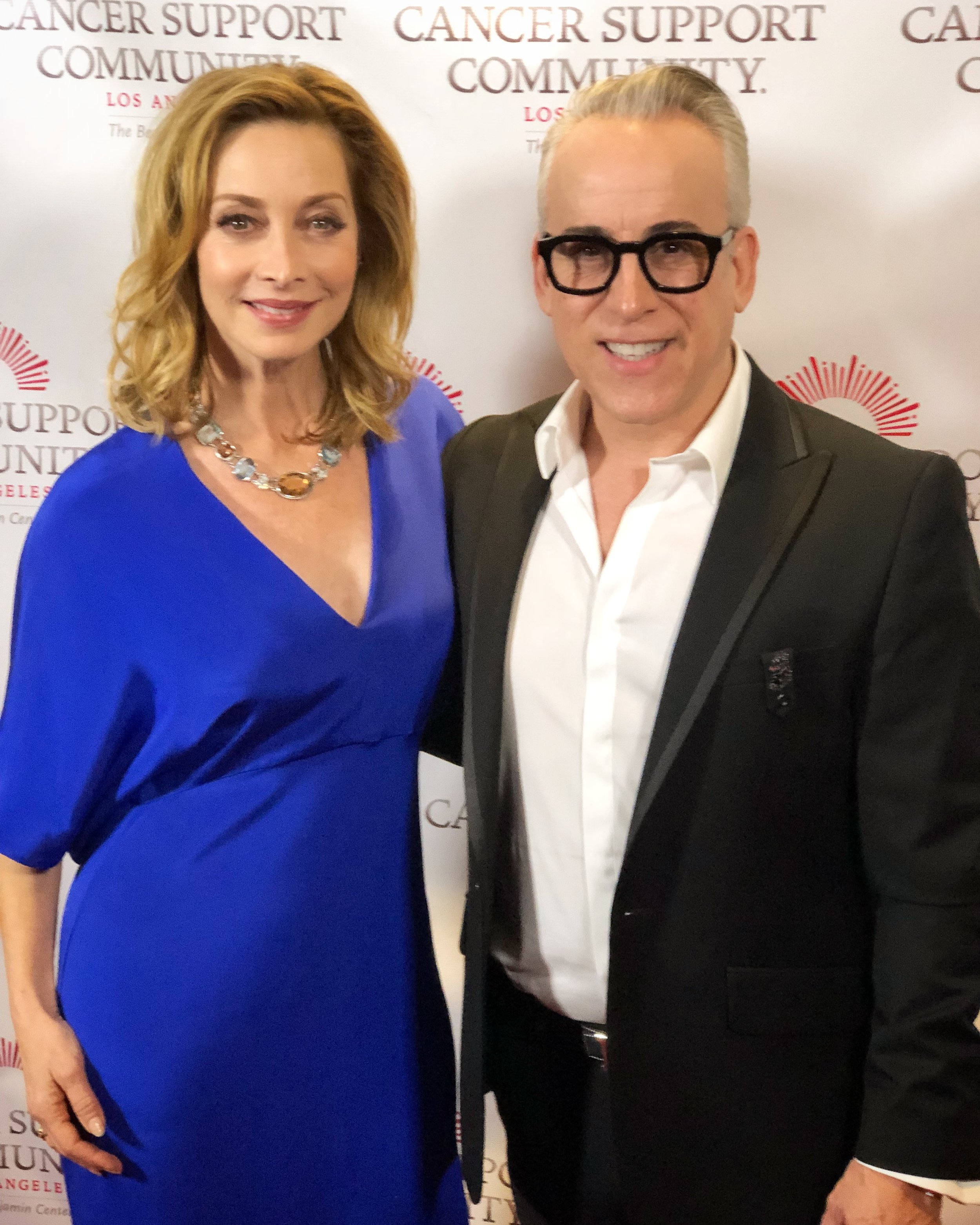 gilda awards honoree Sharon lawrence