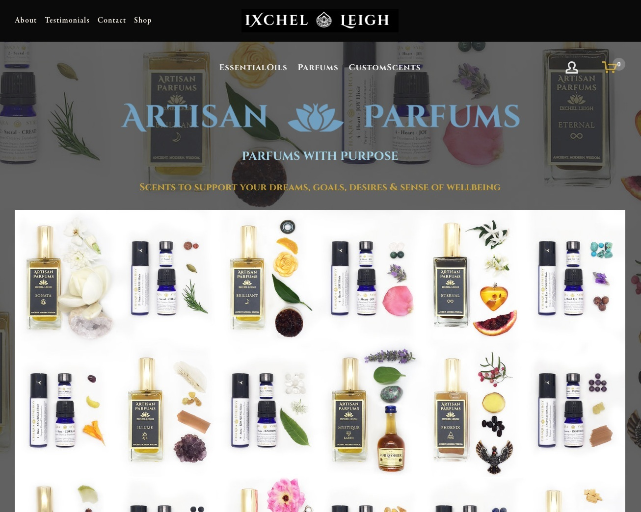 COUTURE SCENTS