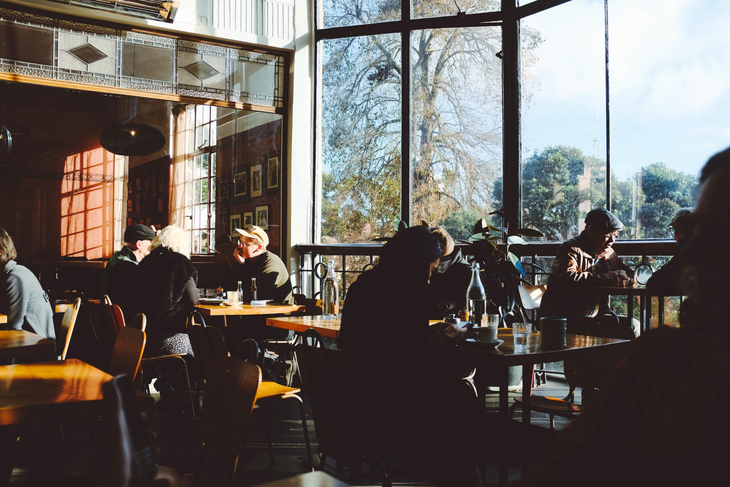 Cafe in Vanlose