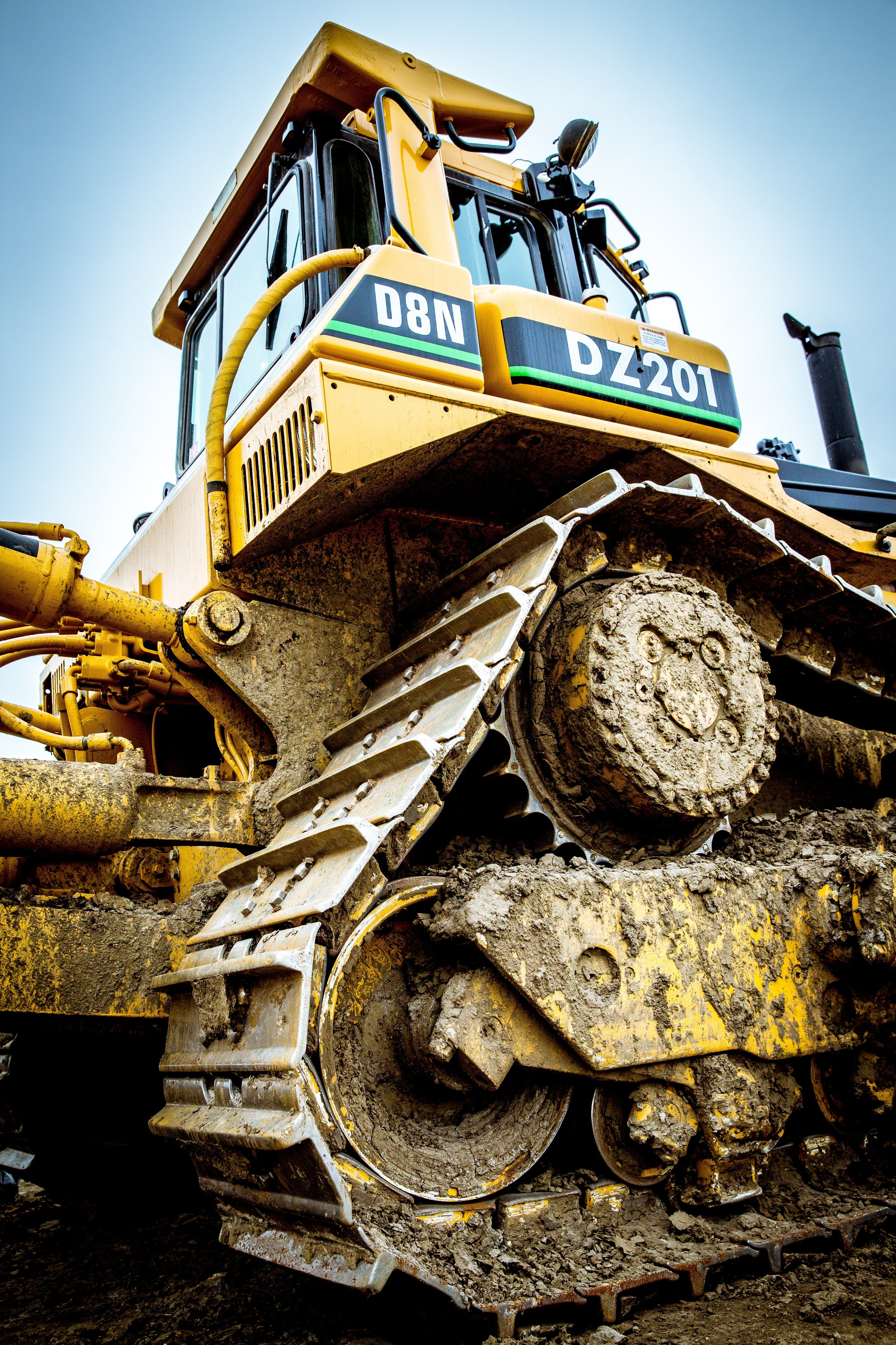 Heavy Equipment - More Info >