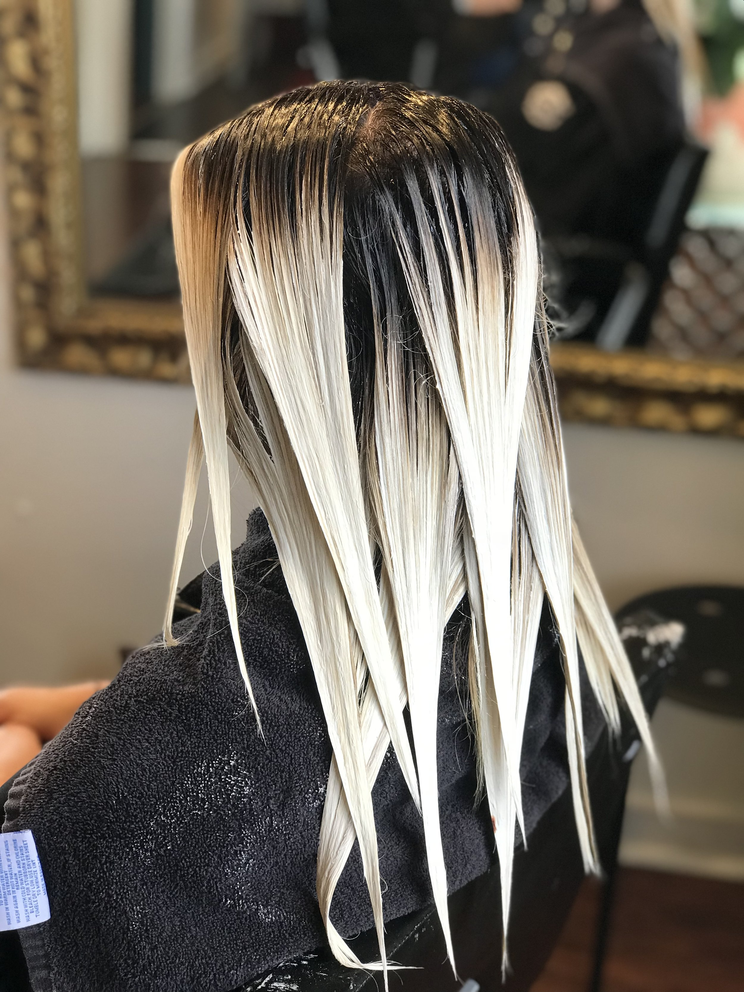 Hair by Chelsea Caruso | Master Hair Colorist, Expert Bayalage Painter, & Educator