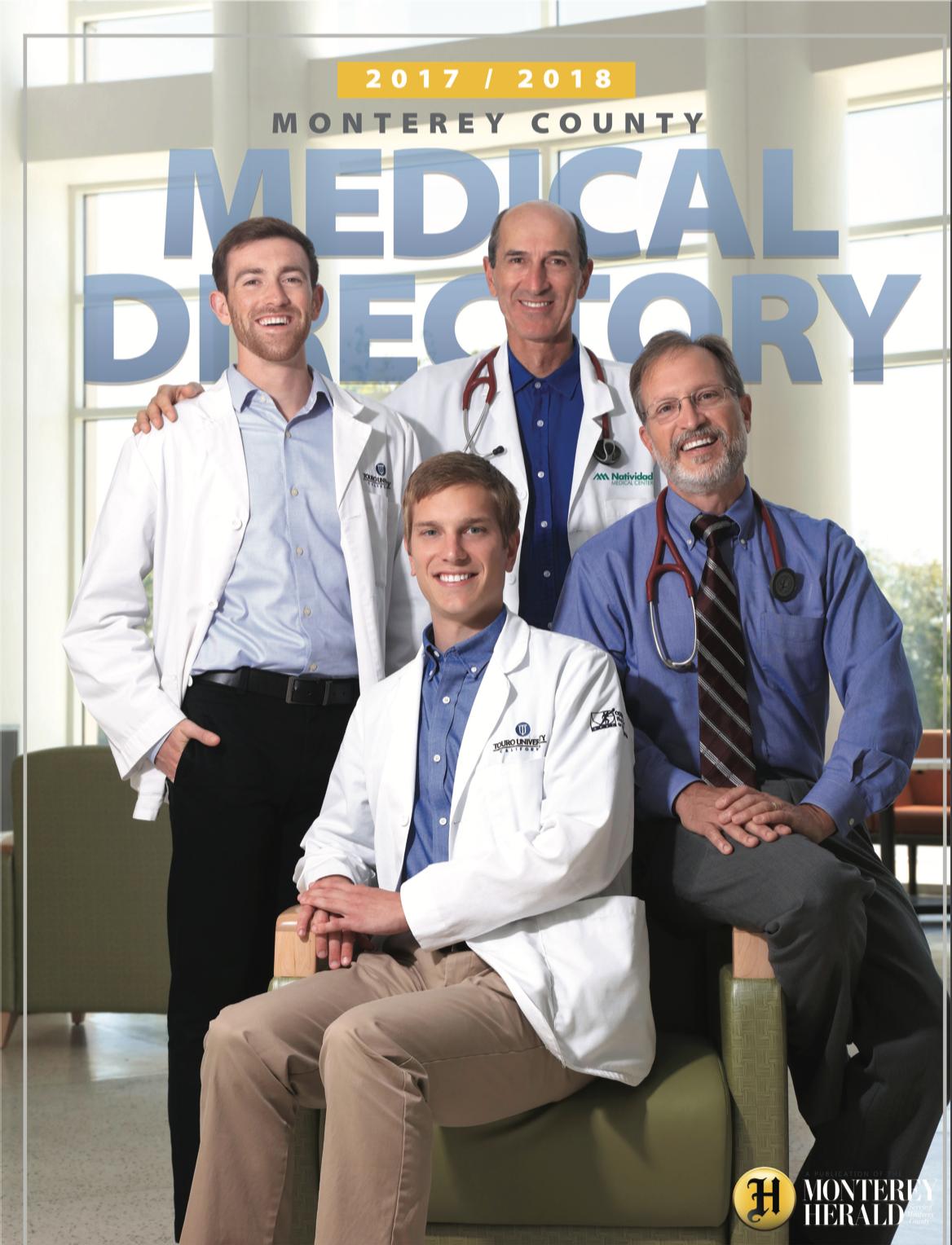 September 2017  Medical Directory