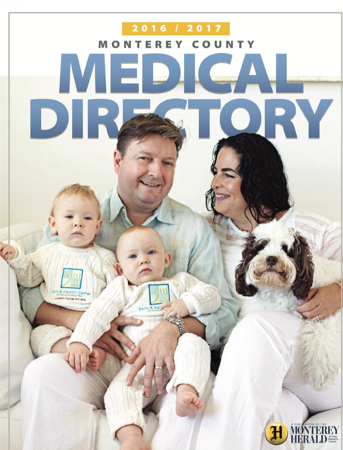 September 2016  Medical Directory