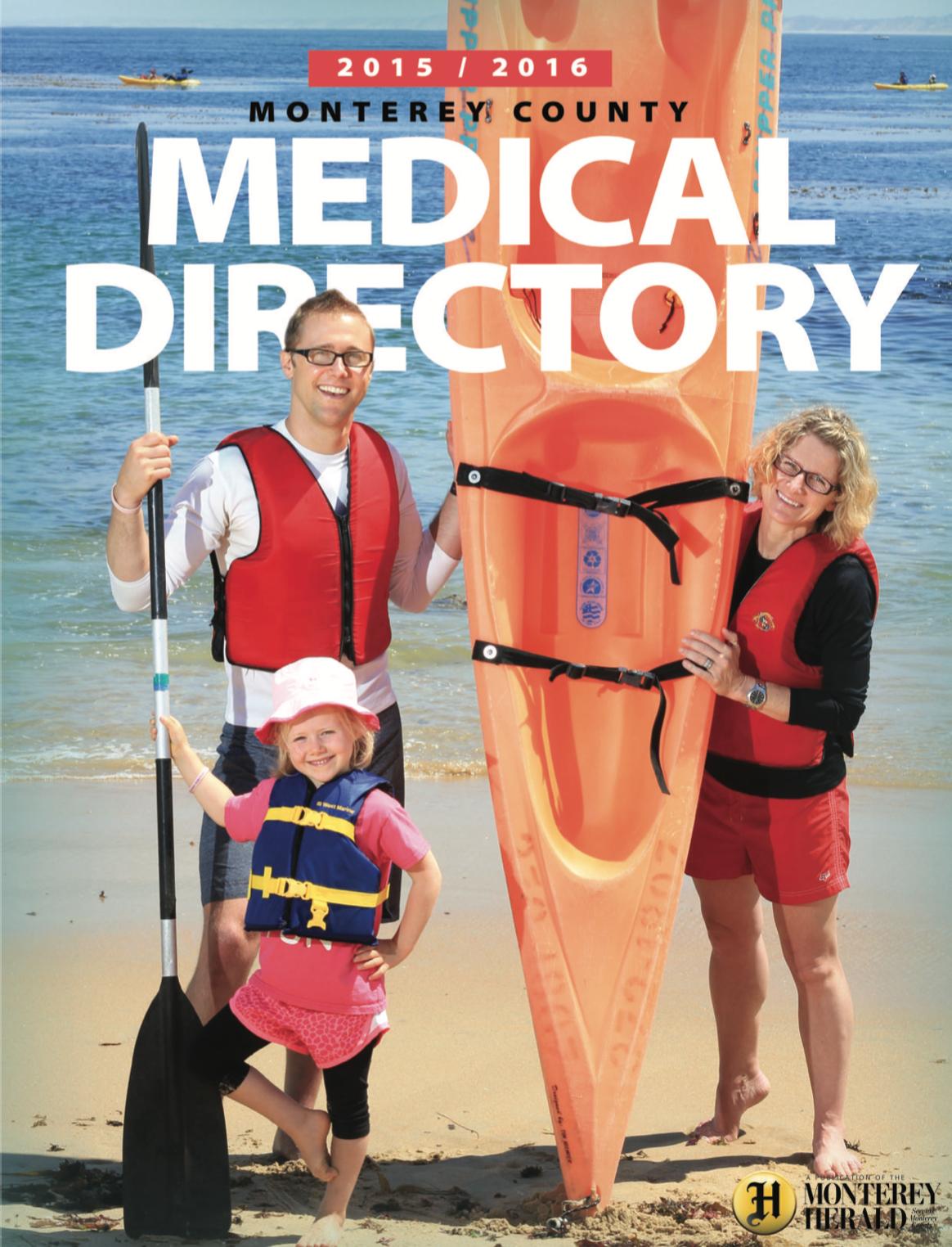 September 2015  Medical Directory