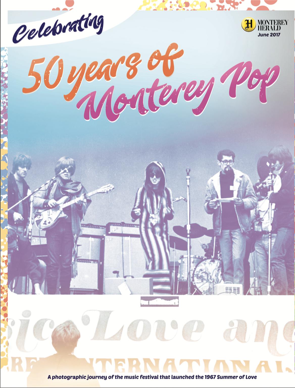 Celebrating 50 Years of Monterey Pop
