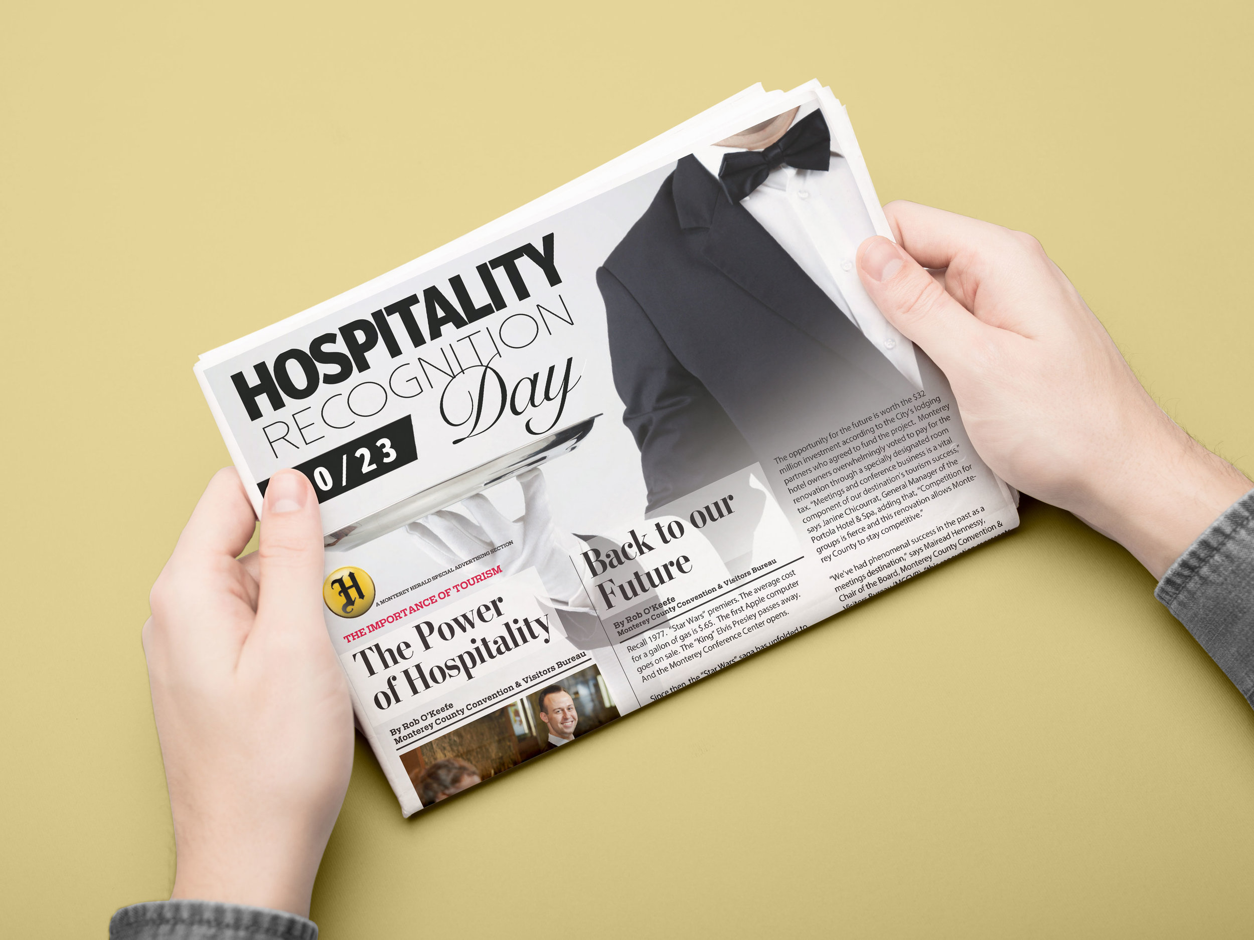 Hospitality Recognition Day 2014