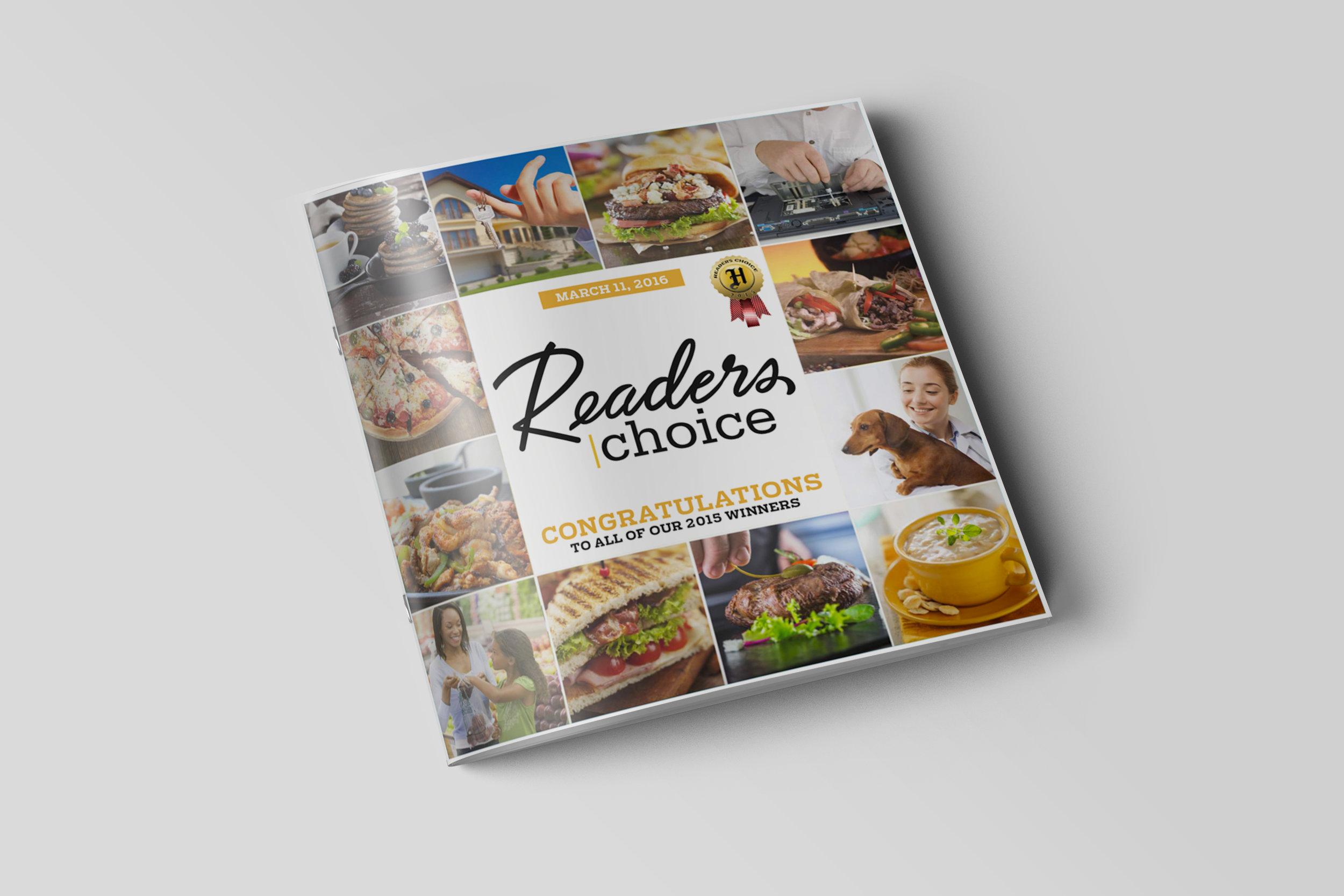 Readers' Choice 2016