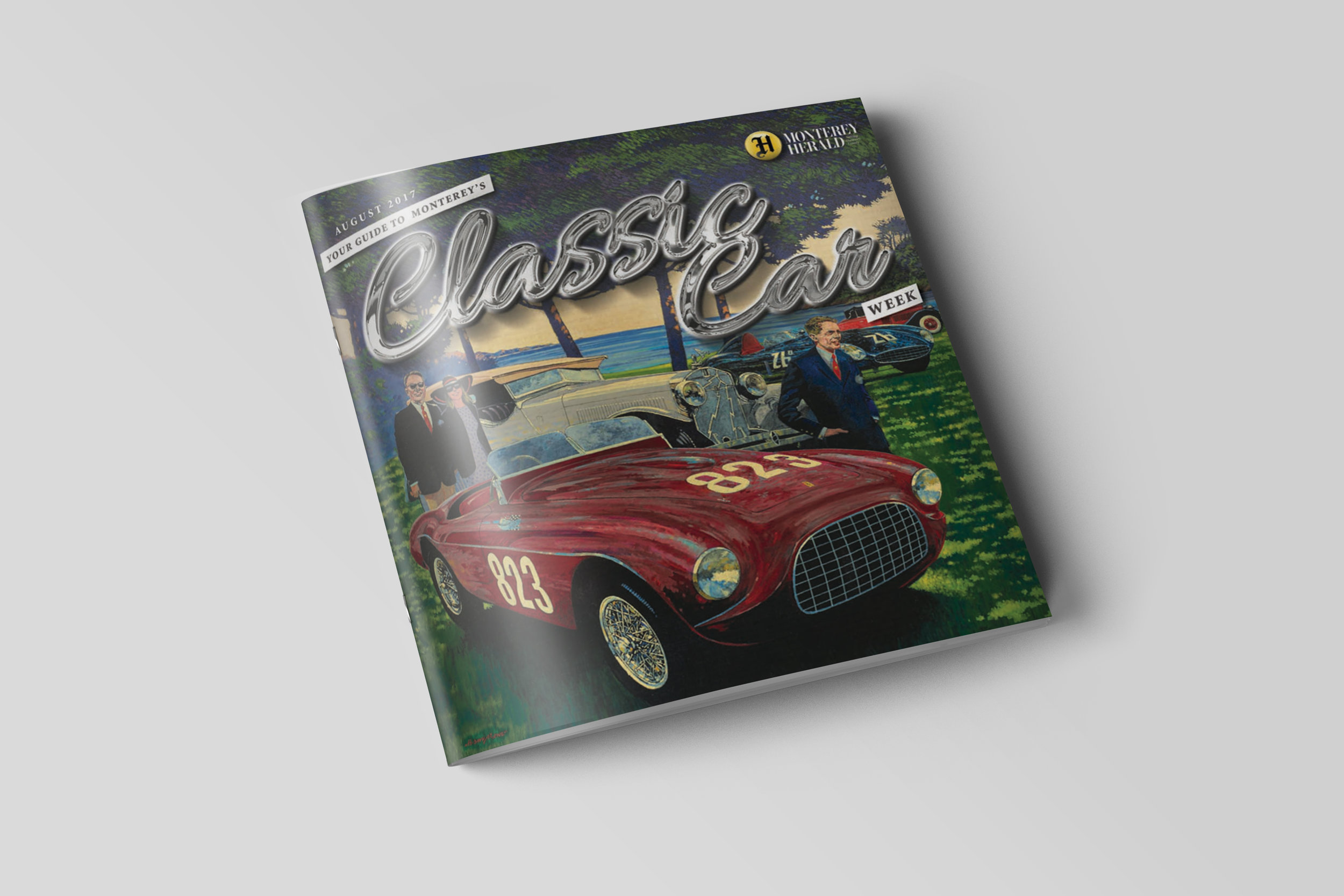 Classic Car Week 2017