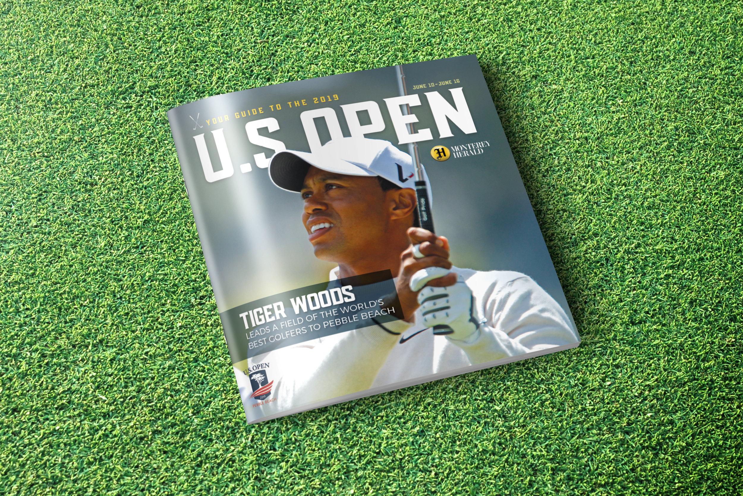 U.S. Open at Pebble Beach 2019