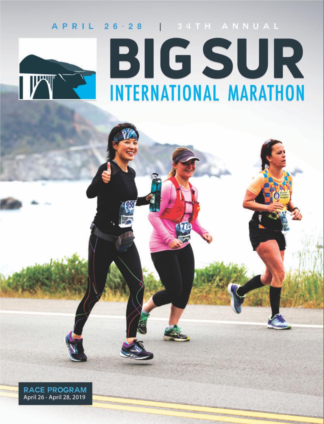 Big Sur International Marathon 2019
