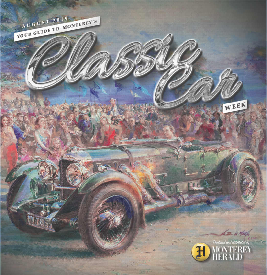 Classic Car Week 2019